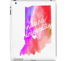 Indiana University iPad Case/Skin
