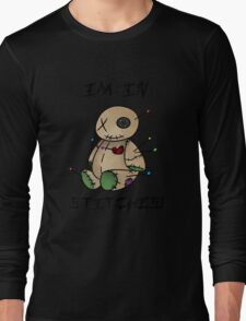 In stitches! Long Sleeve T-Shirt
