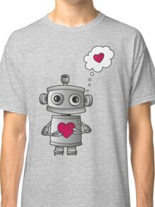 Valentine Robot Classic T-Shirt