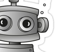 Valentine Robot Sticker