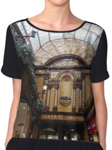 Central Arcade, Newcastle-upon-Tyne Chiffon Top