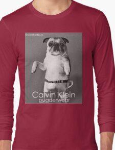 Pugderwear Long Sleeve T-Shirt