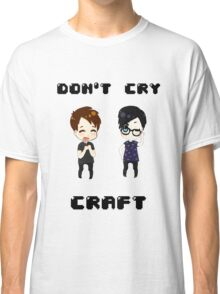 Chibi Don't Cry, Craft Classic T-Shirt