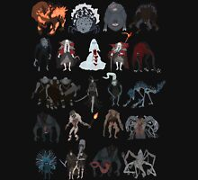 Bloodborne - chalice dungeons bosses Unisex T-Shirt