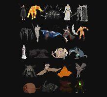 Demon's Souls bosses Unisex T-Shirt
