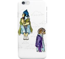 jay and hawk iPhone Case/Skin