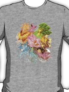Eevee - Darwin's Nightmare T-Shirt