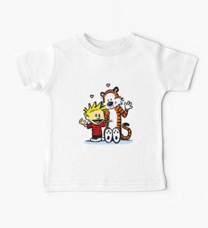 Calvin and Hobbes Baby Tee