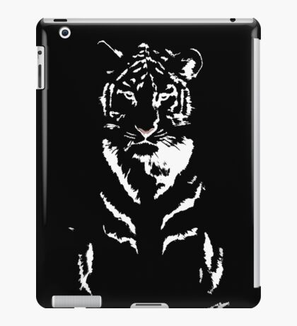 Tranquil Tiger iPad Case/Skin
