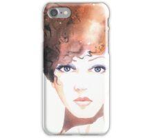 Blue Gaze iPhone Case/Skin