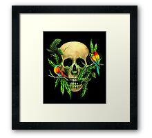 Life & Death Framed Print