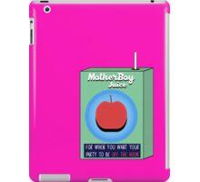 MotherBoy Juice iPad Case/Skin