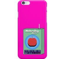 MotherBoy Juice iPhone Case/Skin