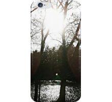 Sunshine Through the Trees iPhone Case/Skin