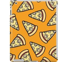 Mushroom Pizza Pattern iPad Case/Skin