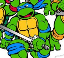 Ninja turtles Sticker