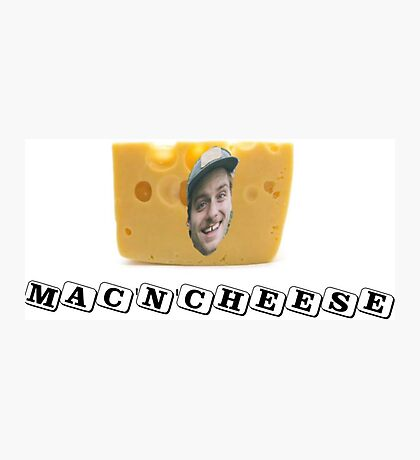 Mac (DeMarco) 'n' Cheese Photographic Print
