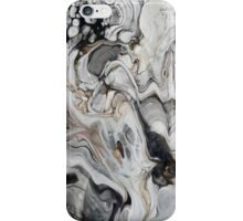 Grey Marble effect iPhone Case/Skin