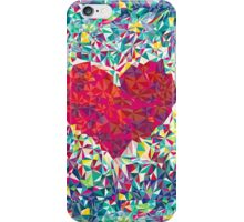Low Poly Heart iPhone Case/Skin