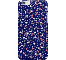 Modern many small flower trendy  iPhone Case/Skin