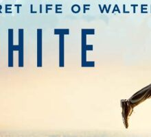 The Secret Life Of Walter White Sticker