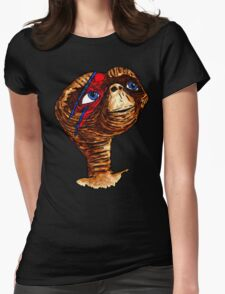 E.T STARDUST Womens Fitted T-Shirt