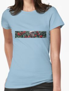Lil Yachty Flowers Womens Fitted T-Shirt
