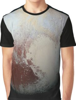 Pluto (Highest Resolution) Graphic T-Shirt