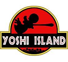 YOSHI ISLAND Photographic Print