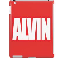 ALVIN COMICS! iPad Case/Skin