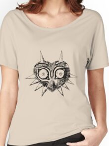 Majora's Mask Sketch Women's Relaxed Fit T-Shirt