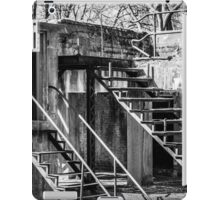 Stairwell to Nothing iPad Case/Skin