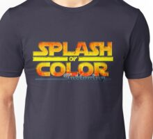 Splash of Color - (Star Wars Style) Unisex T-Shirt