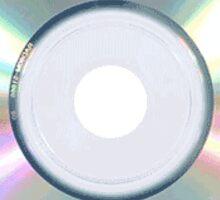Disc Sticker