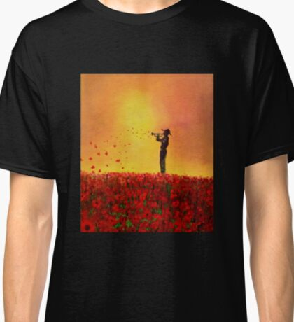 Lest We Forget Classic T-Shirt