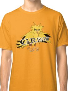 GREG the Zapdos Classic T-Shirt
