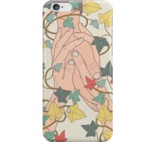 pay attention iPhone Case/Skin