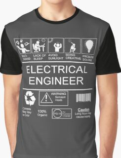 Electrical Engineer Graphic T-Shirt