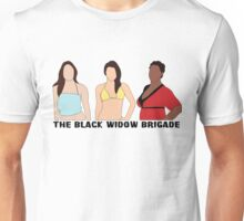 The Black Widow Brigade Unisex T-Shirt
