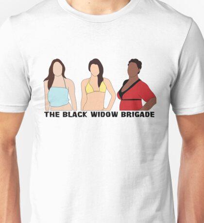 The Black Widow Brigade Unisex T-Shirt