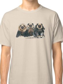 Pug of Thrones Classic T-Shirt