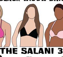 Survivor's All Female Alliances  Sticker