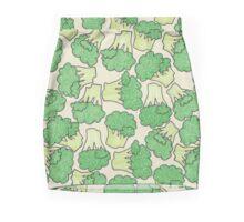 Broccoli Mini Skirt