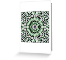 Mayan Cactus Greeting Card