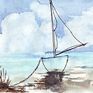 A boat, my boat by Maree Clarkson