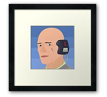 Lobot, But With a Slightly More Interesting History Framed Print