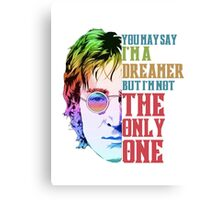 HARRY POTTER, THE DREAMER. Canvas Print