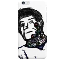 Overwhelming Art iPhone Case/Skin