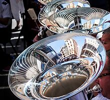 Salvation Army Brass Band by sedge808