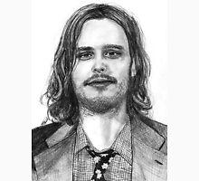 Matthew Gray Gubler Drawing Unisex T-Shirt